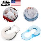 Baby Sleep Nest Folding Baby Bed Toddler  Nursery Corrective Head Side Pillow