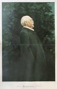 Otto von Bismarck - Reichskanzler - Deutsches Reich - Preußen - 48 x 34 cm