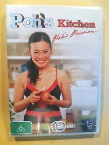 Poh's Kitchen - Passion [ 2 DVD Set ] BRAND NEW & SEALED,  Region 4, Free Post
