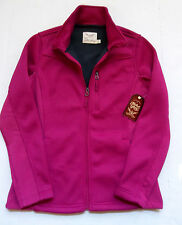 "Faded Glory Fleece Lined Jacket Small ( 4 - 6 ) "" Pink ""  NEW"