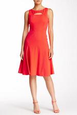 Zac Pozen ZP-01-5130-20 Spiced Coral Dress Women's size 10