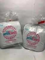 50x BLISS Fat Girl Slim Arm Candy Arm-Perfecting Cream Sample Packs .23oz each