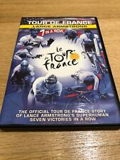 Lance Armstrong - 7 In A Row (DVD, 2005, 2-Disc Set)