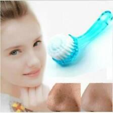 Fashion Deep Cleansing Face Clean Soft Mild Fiber Wash Pore Facial Care Brush
