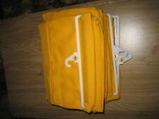 JOB LOT 12 Signore RETI per capelli/foulard giallo senape AFFARE
