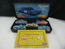 NASCAR Racing Champions Richard Petty 50th Anniversary Stock Rods 5 car boxd set