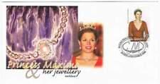 Envelop Royalty 2006 - The Gambia - Juwelen Maxima / Halsketting (roye011)