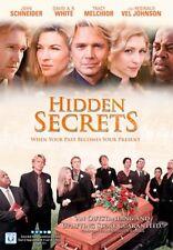 HIDDEN SECRETS with David A. R. White, Reginald VelJohnson & John Schneider