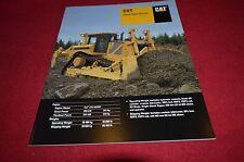 Caterpillar D8T Crawler Dozer Dealer's Brochure DCPA4