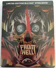 From Hell Blu-Ray Limited Edition Steelbook Best Buy New Sealed