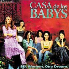 DAMAGED ARTWORK CD : Casa De Los Babys Soundtrack