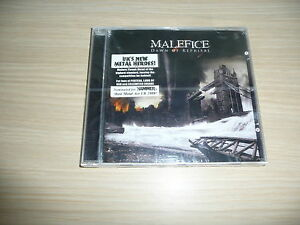 @ CD MALEFICE - DAWN OF REPRISE METAL SS / METAL BLADE RECORDS 2009