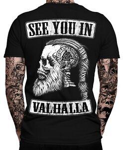 See you in VALHALLA T-Shirt  | Thor | Vikings | Ragnar | Odin | Wodan | Wikinger