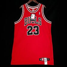 100% Authentic Michael Jordan OG Nike 98 99 Chicago Bulls Away Pro Cut Jersey