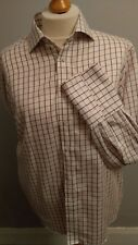 Marks and Spencer Tailoring Shirt 42/161/2 Ultimate Non-Iron - Pure Cotton