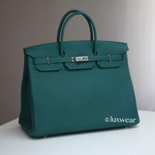 Malachite green Togo & Palladium 40cm AUTHENTIC HERMES BIRKIN BAG