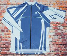 Decathalon Competition Long Sleeve Cycling Shirt Jersey Size XL