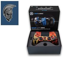 SCUF Gaming Pro Custom Nickmercs MFAM Controller For PS4/PS5/PC (Brand New)