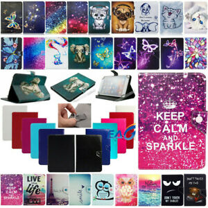"""US Universal 10.1"""" PU Leather Cover Case Stand For Android Tablet iPad Tab 2020"""