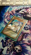 DARK MAGICIAN GIRL ORICA SECRET RARE CARD