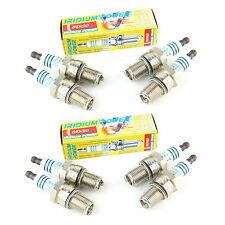8x Fits Honda Jazz GD 1.2 Genuine Denso Iridium Power Spark Plugs