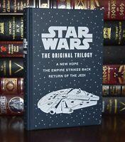Star Wars Original Trilogy Timothy Zahn Jedi Empire New Deluxe Hardcover Gift
