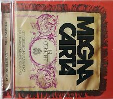 Magna Carta-In Concert UK prog folk cd