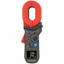 AEMC 6418 (2141.03) Clamp-On Ground Resistance Tester with Alarm, Memory and...