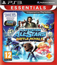 Play Station 3 All-Stars Battle Royale Essentials G PS3 Game NEW SEALED