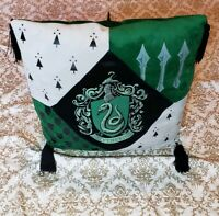 Universal Studios Wizarding World of Harry Potter Slytherin Large Pillow