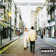 OASIS ( NEW SEALED CD ) ( WHAT'S THE STORY ) MORNING GLORY ? ( RKIDCD 007 )