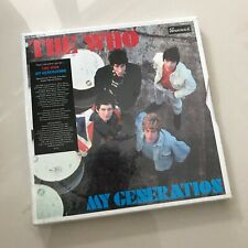 The Who – My Generation Mono  Box Set, Super Deluxe Edition EU 5CD SEALED NEW