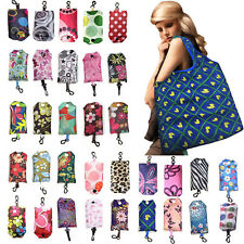 Foldable Handy Shopping Bags Reusable Tote Pouch Recycle Storage Handbags YEAH