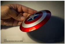 10cm/4inch The Avengers Captain America shield metal alloy model MINI Shield 1:6