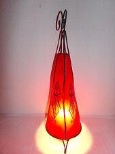 Orientalische Stehlampe  Hennalampe  Lederleuchte aus Marokko Nr.122 NEU