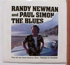 Randy Newman and Paul Simon Picture sleeve 45 Record