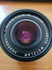 Leica Summicron R 1:2 / 35mm Leitz Wetzlar  *3035321 Top Zustand - Near Mint