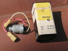 56 57 58 NOS Delco Brake light Switch Cadillac GM BOX# 1998192 D866 ELDORADO