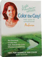 Color The Gray Auburn, Light Mountain, 7 oz