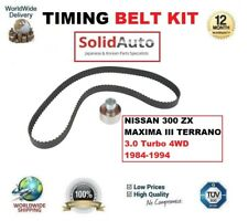 FOR NISSAN 300 ZX MAXIMA III TERRANO 3.0 Turbo 4WD 1984-1994 TIMING BELT KIT