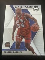 2019/20 Panini Mosaic Charles Barkley Hall of Fame #282 Philadelphia 76ers Base