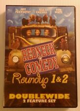 Redneck Comedy Roundup 1&2 (DVD, 2011)