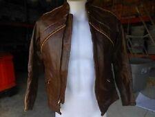 NOS Bates Jacket Size 38 Vintage Cafe Racer Harley Triumph NEW BSA Norton