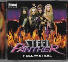Steel Panther - Feel the Steel (Parental Advisory, 2009) CD Album