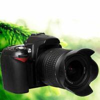 HB-45 II Lens Hood For Nikon AF-S DX NIKKOR 18-55mm F/3.5-5.6G F6G8 M7Y9