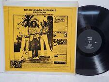 JIMI HENDRIX Pipe Dream PRIVATE Live LP Amsterdam 1971 World TAKRL1959 RARE EX+