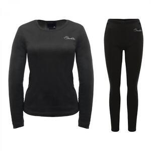 Dare2b Insulate Womens Base Layer Set Thermal Long Sleeve top & Leggings