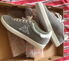 Kappa Valle Trainers - Brand NEW in Box - Size 10 in grey/white