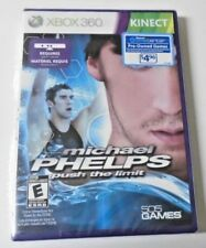 Michael Phelps Push The Limit Xbox 360 Kinect(Professionally Refurbished) Sealed