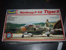 REVELL NORTHROP F-5E TIGER  PLASTIC MODEL 1/72